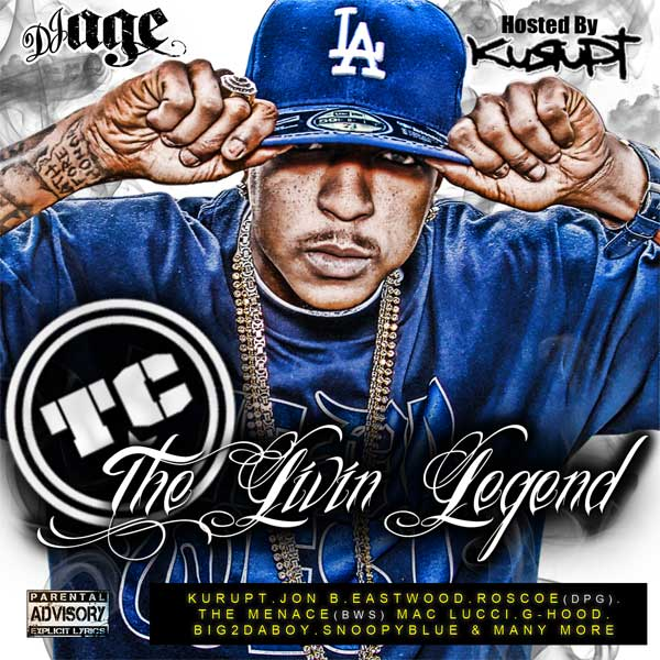 """Living Legend"" Mix-Tape Download"