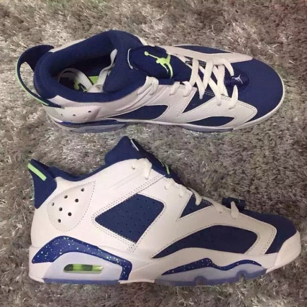 Air Jordan 6 Low profile