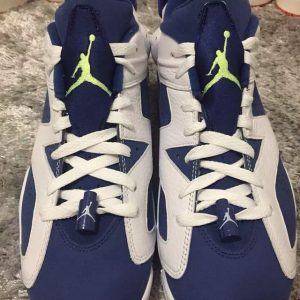 Air Jordan 6 Low Top View