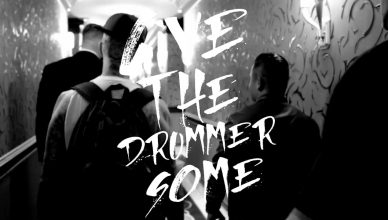 """Give The Drummer Some"" Travis Barker Takeover Las Vegas"